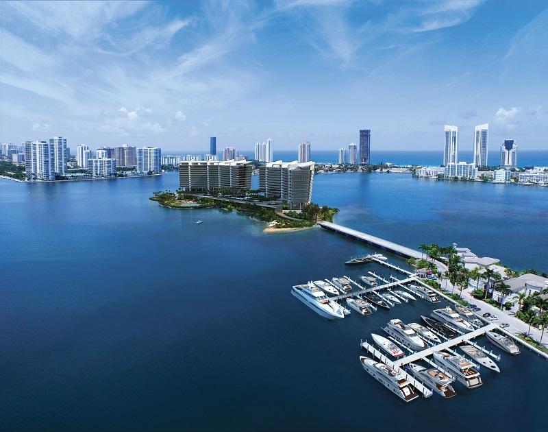 Районы Майами