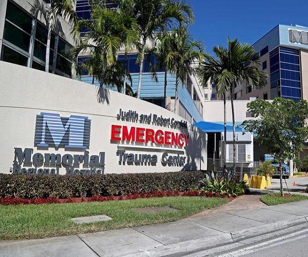 Клиники Майами - Memorial Regional Hospital