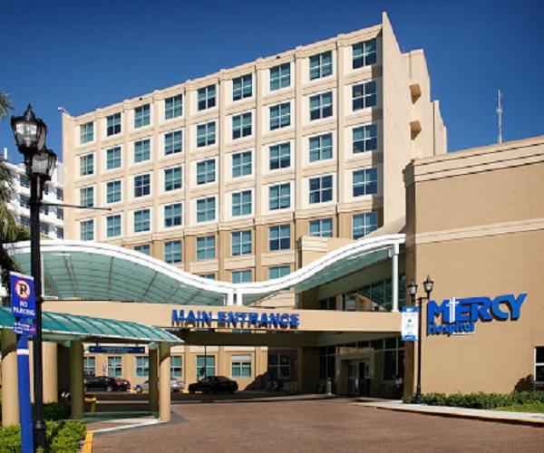 Клиники Майами - Mercy Hospital
